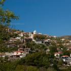 Agios Petros village in Arkadia