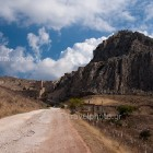 Acrocorinth ancient castle