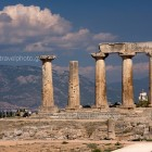 Ancient Corinth Archeological site.