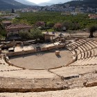 Epidavros small ancient theater