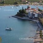 Epidavros coastal village