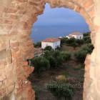 Koroni - castle view