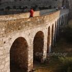 methoni-castle-bridge