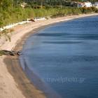 Παραλία στο Μαρμάρι, Νότια Εύβοια