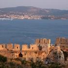 Palaiokastro castle near Pylos