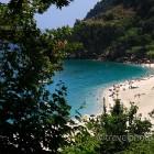 Pelion Agioi Saranta beach
