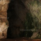 Nestora's cave in Palaiokastro Pylos