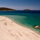 Μαρμάρι Ευβοίας - Παραλία Μεγάλη Άμμος