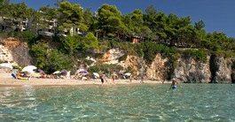 Κεφαλλονιά, παραλία Πλατύς Γιαλός / Kefalonia, Platis Gialos beach