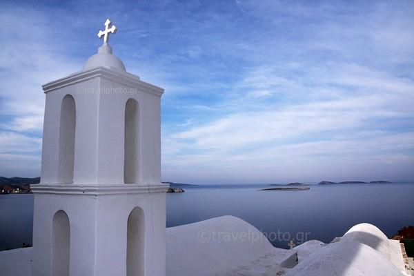 Astypalea church cross chapel