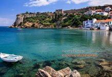 Κορωνη Μεσσηνίας και κάστρο
