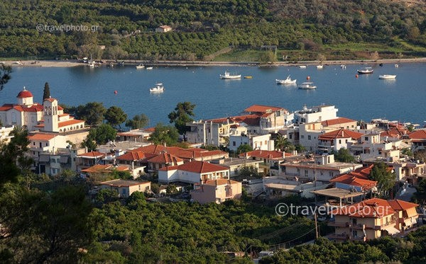 Coastal Epidavros