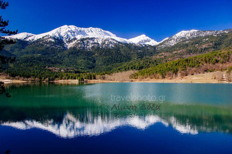 Λίμνη Δόξα στη Κορινθία