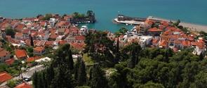 Μεσαιωνικό λιμάνι Ναυπάκτου / Medieval Nafpaktos small port