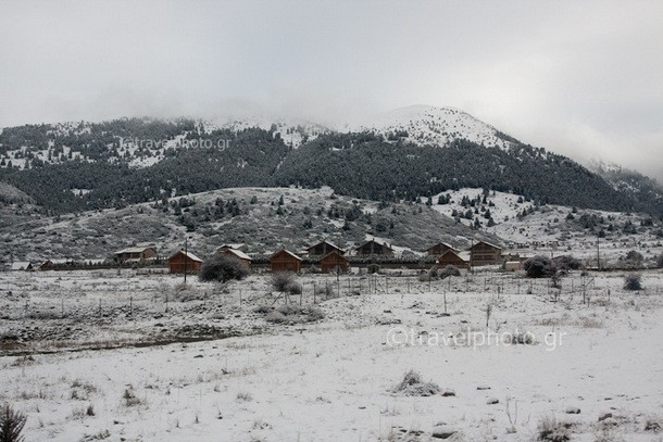 Arahova-Libadi village