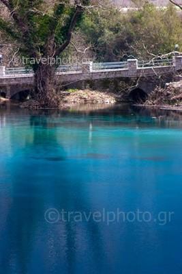 Πηγές Λούρου - Louros springs