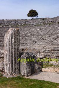 Το εντυπωσιακό αρχαίο θέατρο Δωδώνης