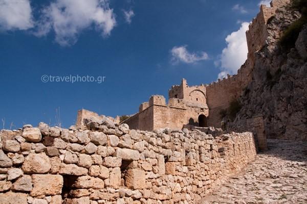 Ακροκόρινθος-αρχαία-Κόρινθος