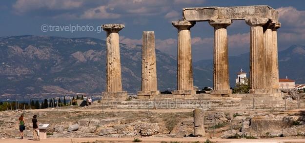Ακροκόρινθος και Αρχαία Κόρινθος