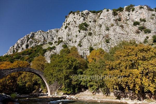 Πύλη-Τρικάλων-Pyli-Trikala-γεφύρι-πέτρινο