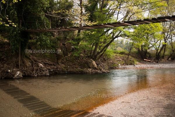 ποταμός-κηρέας-Εύβοια-γεφύρι