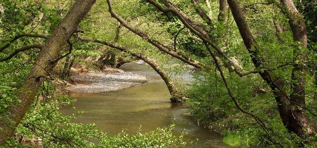 Η διαδρομή στον ποταμό Κηρέα