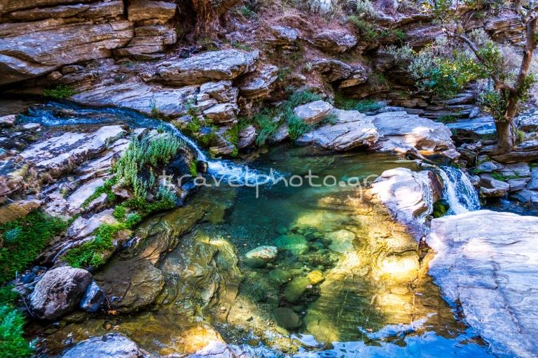 Dimosari gorge
