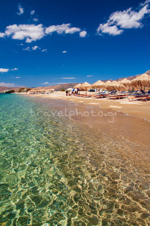 παραλία στην Κάρυστο και τη νότια Εύβοια