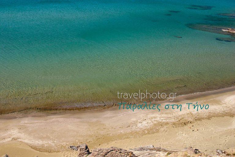 Tinos island beaches