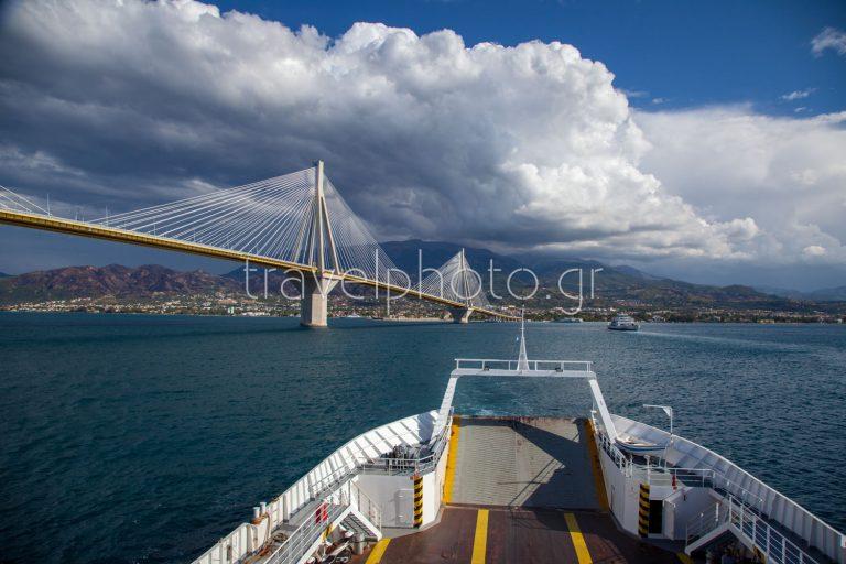 Γεφυρα Ριου Αντιριου – Φωτογραφίες