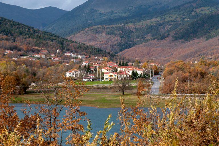 Kalivia Pezoula, Plastira lake