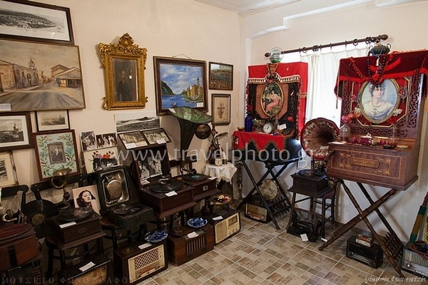 μουσείο φωνογράφου Λευκάδα