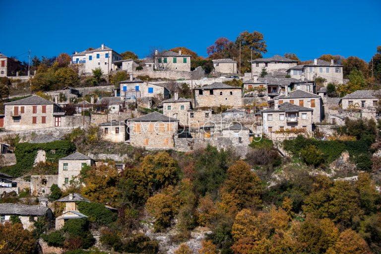 Vitsa village in Kentriko Zagori