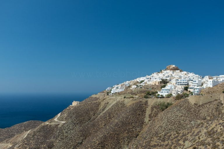 Pictures from Anafi island, Cyclades