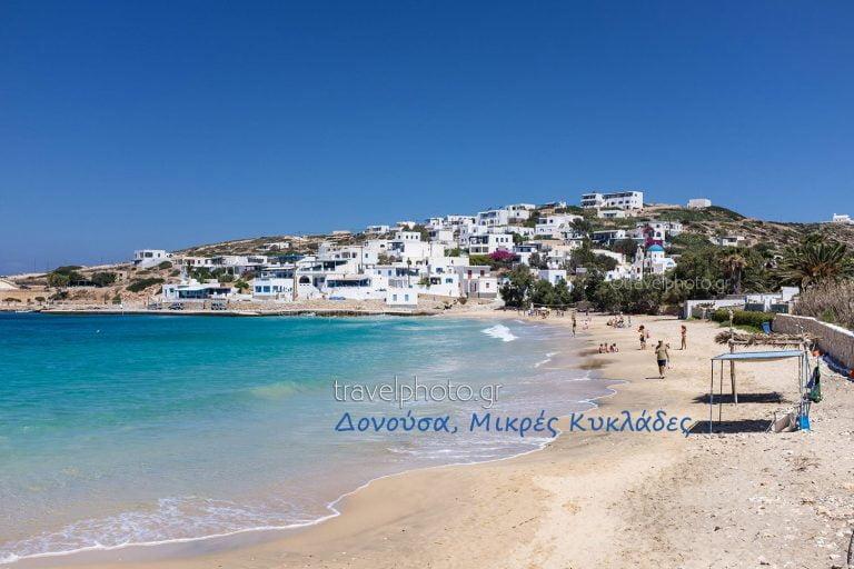 Donousa island, Cyclades