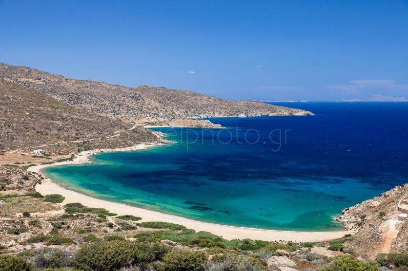 Παραλία Κάλαμος στην Ίο