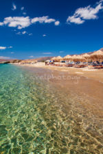 παραλία στη κάρυστο και τη νοτια Εύβοια