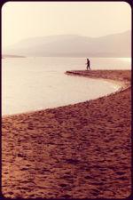 Παραλία στο κάμπινγκ Αντιπάρου
